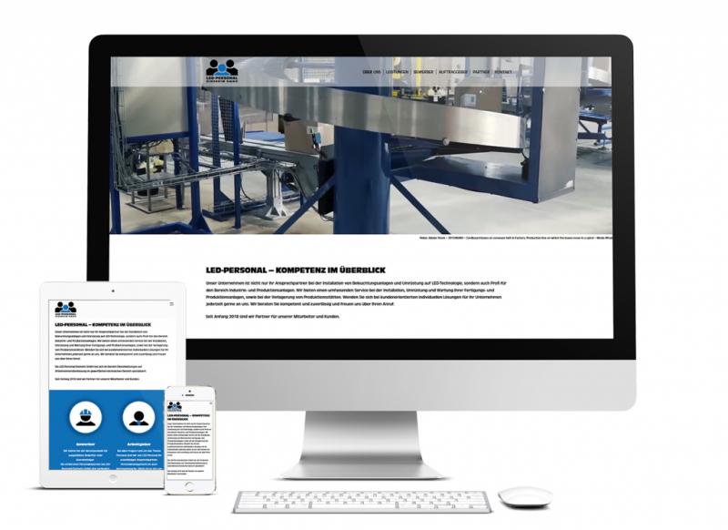LED SINZHEIM GmbH – Personalvermittlung aus Sinzheim